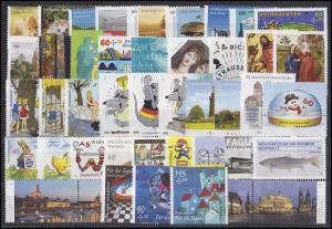 3047-3121 Deutschland Bund-Jahrgang 2014 komplett, postfrisch **