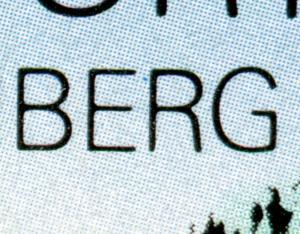 Bl.23 Bob-WM Altenberg, PLF Punkt zw. ER in -BERG im Blockrand, ESSt Bonn