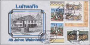 40 Jahre Luftwaffe Standort Wahnheide MiF Bf. SSt KÖLN Tag der offenen Tür 1996