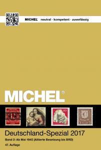 MICHEL Deutschland Spezial 2017 Band 2 (ab Mai 1945) GEBRAUCHT
