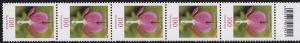 2547 Blumen 100 Cent aus 200er-Rolle, RA 11 mit 200-195-190 (2 Codierfelder) **