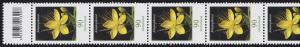 3304 Blume 90 Cent, 11er Rollenende mit 3 Codierfeldern **
