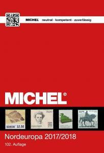 MICHEL EK 5 Nordeuropa 2017/18 in Farbe - sauber gebraucht