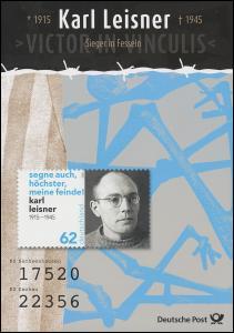 3135 Priester und Märtyrer Karl Leisner - EB 1/2015