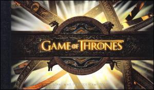 Großbritannien-Markenheftchen NEU Game of Thrones 2018, ** / MNH