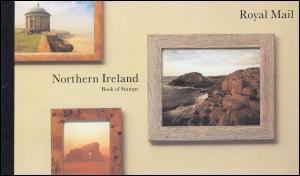 Großbritannien-Nordirland Markenheftchen 1 - Aquarell, ** postfrisch