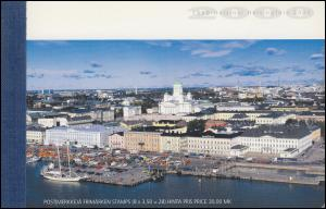 Finnland Markenheftchen 57 Helsinki - Kulturhauptstadt Europas, ** postfrisch