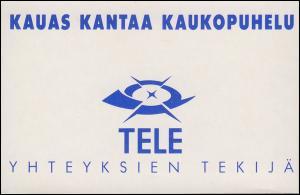 Finnland Markenheftchen 28 Vögel 1991, ** postfrisch
