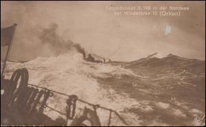 DEUTSCHE MARINE-SCHIFFSPOST No 49 - 27.5.16 auf AK Torpedeoboot in der Nordsee