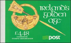 Irland-Markenheftchen 683 Frankenapostel - Ireland's Golden Age, ** postfrisch