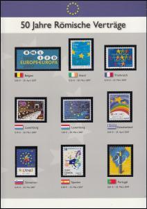 Dokumentation 50 Jahre Römische Verträge 1957-2007