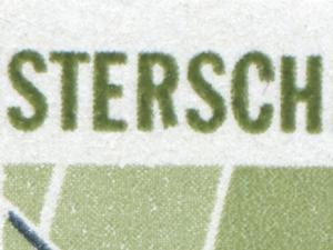 1374 Turnierangeln mit PLF unten rechts verkürztes R in WELTMEISTER-, Feld 5, **