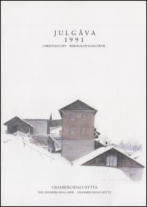 Schweden PFA-Jahresgabe 1991: Geschichte der Eisenindustrie, KISTA 20.11.91