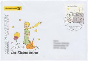 3102 Der kleine Prinz, nassklebend, Schmuck-FDC Deutschland exklusiv