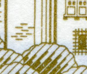 22Ie MH BuS 1980 - beginnender PLF XLV Bruch der Turmlinie, Feld 6, **