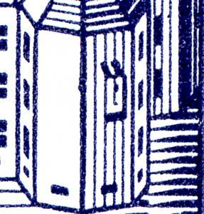 11ec MH BuS 1980, kleines t, mit PLF XXV b **