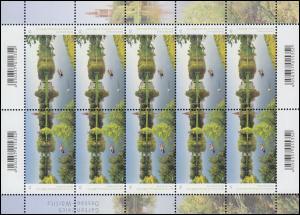 3401-3402 Panorama Gartenreich Dessau-Wörlitz - 10er-Bogen **