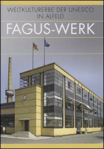 3105 UNESCO-Weltkulturerbe: FAGUS-Werk in Alfeld - EB 7/2014