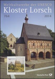 3050 UNESCO-Weltkulturerbe: Kloster Lorsch - EB 1/2014