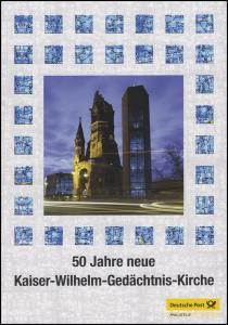 2898 Neue Kaiser-Wilhelm-Gedächnis-Kirche Berlin - EB 7/2011