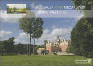 2944 UNESCO-Welterbe Muskauer Park mit Polen - EB 4/2012