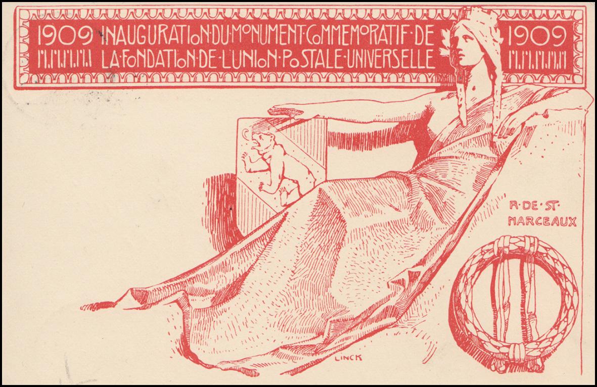 Schweiz Postkarte P 68a mit Jahrhundertstempel VEVEY 12.12.12-12 Uhr 1