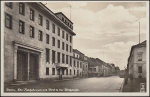 AK Reichskanzlei und Blick in die Wilhelmstraße, BERLIN 14.7.1939
