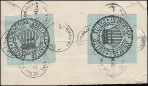 USA-Brief Treasury Department DUP SAN FRANCISCO 3 - 11.7.1932 nach Bangor/Maine