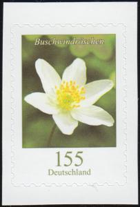3484 Blume Buschwindröschen, selbstklebend aus FB 91, **