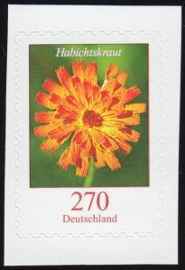 3490 Blume Habichtskraut, selbstklebend aus FB 93, **