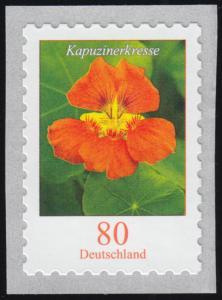 3482 Kapuzinerkresse 80 Cent sk aus 5000er mit UNGERADER Nummer **