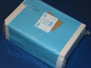 LINDNER 500 Pergamin-Tüten Nr. 709 - 105x150 mm + 20 mm Klappe