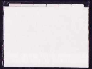 Registerkartensatz für KOBRA-Kassette im A5-Format KS