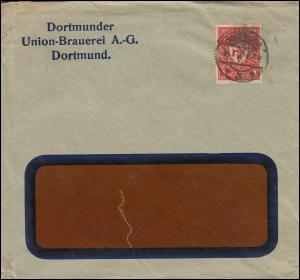 201 Gewerbeschau 3 M EF Fensterbrief Dortmunder Union-Brauerei DORTMUND 19.5.22