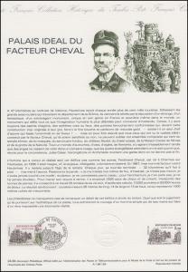 Collection Historique: Palais Ideal du Facteuer Cheval 30.6.1984