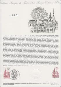 Collection Historique: Großstadt Lille 16.10.1982