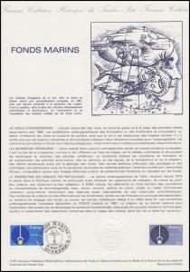 Collection Historique: Fonds Marines & Meeresfonds 28.3.1981
