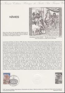 Collection Historique: Römerstadt Nimes Département Gard 11.4.1981
