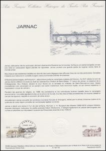 Collection Historique: Jarnac - Zentrum für Wassertourismus und Cognac 8.10.1983