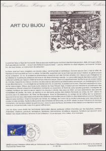Collection Historique: Art du Bijou - Kunstschmuck - Handicrafts 10.9.1983