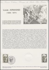 Collection Historique: Bergbauingenieur und Eisenbahner Lois Armand 23.5.1981