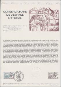 Collection Historique: Conservatoire de L'espace Littoral Naturschutz Küste 1981