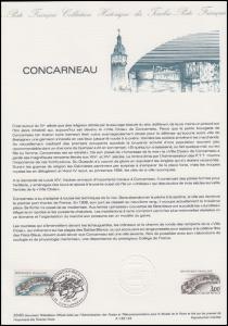 Collection Historique: Stadt und Architektur Concarneau 11.6.1983