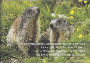 Edition: Der Schweizerische Nationalpark und seine Tierwelt 2014