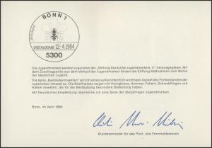 MinKa 06/1984 Jugend: Bestäuberinsekten