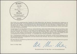 MinKa 12/1984 Barmer Theologische Aufklärung