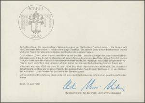 MinKa 16/1984 Katholikentag, München