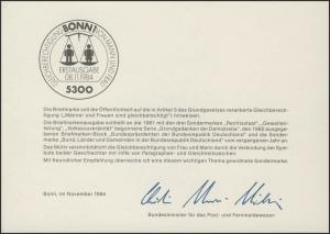 MinKa 23/1984 Demokratie