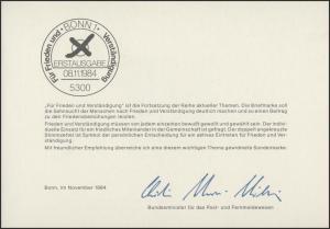 MinKa 24/1984 Frieden und Verständigung