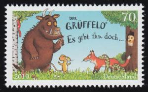 3450 Der Grüffelo, nassklebend, **